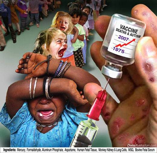 vaccinations are harmful