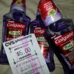 Great Colgate Mouthwash Deal at CVS