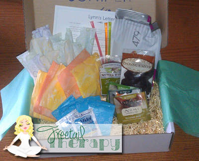 Juniper (Monthly Gift) Unboxing – August 2013