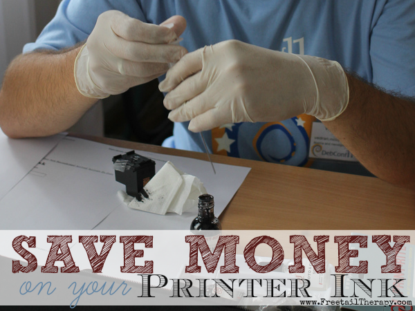 How to save money on ink