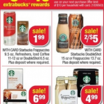 Starbucks k-cups as low as $3.09/box!