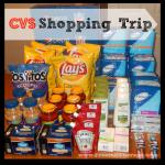 CVS Shopping Trip 1/28/14