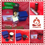 Holiday Gifts from Teavana