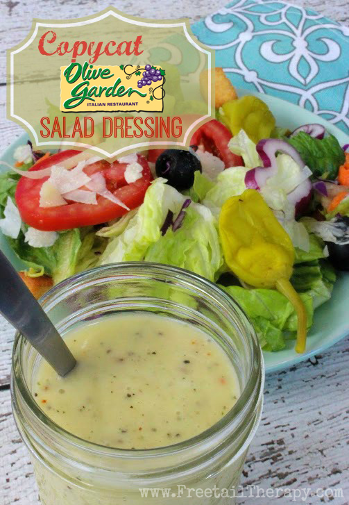 Garden Salad Dressing Recipe Images Galleries With A Bite