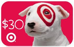 Target Gift Card – $30 Value – Ends: December 23, 2014