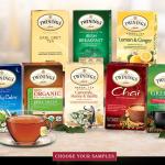Free sample of: Free Twinings Tea samples!
