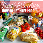 Different ways to be blessed with free food.