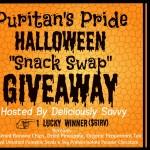 """Puritan's Pride Halloween """"Snack Swap"""" Giveaway"""
