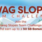Swag Slopes Team Challenge