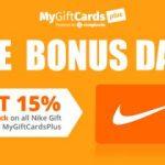 Nike Bonus Days are back!